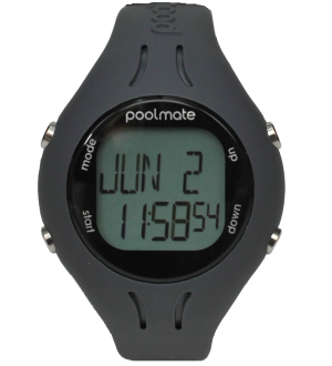Часы для плавания swimovate PoolMate 2 grey (pb2003)