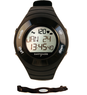 Часы для плавания Swimovate PoolMate HR (pb008)