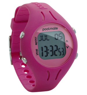 Часы для плавания Swimovate PoolMate Pink (pb004)