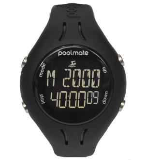 Часы для плавания swimovate PoolMate 2 Black (pb2001)
