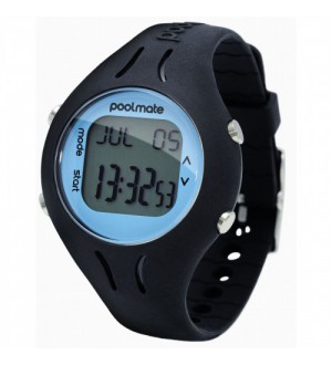 Часы для плавания Swimovate PoolMate Black (pb001)